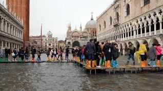 Venesia akan Terapkan Aturan Larangan Merokok