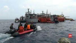VIDEO: Evakuasi Jasad dan Puing JT-610