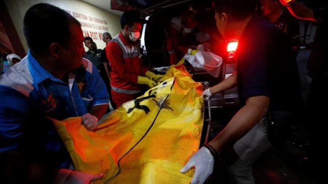 Polri Tetap Identifikasi Korban Lion Air Walau Sampel Rusak