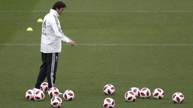 Solari Bantah Isco Dijual Real Madrid
