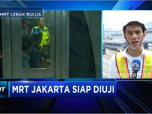 Ini Loh Penampakan Depo MRT Lebak Bulus