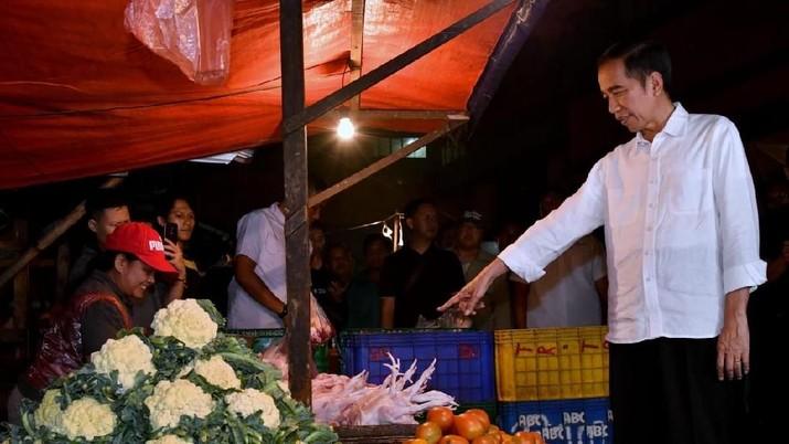 Badan Pusat Statistik (BPS) melaporkan inflasi sepanjang November sebesar 0,27%.