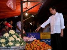 Di Depan Para Bupati, Jokowi Bilang Ekonomi Dunia Lagi Sulit