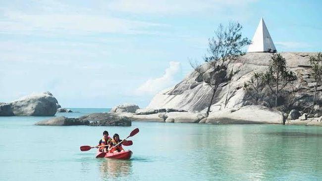 Arumdalu Resort Manjakan Wisatawan di Belitung