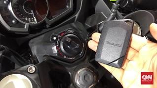 Kawasaki Garap Motor Listrik yang Bisa Oper Gigi