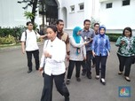 Ketika Para Menteri Bungkam Usai Rapat 3 Jam dengan Jokowi