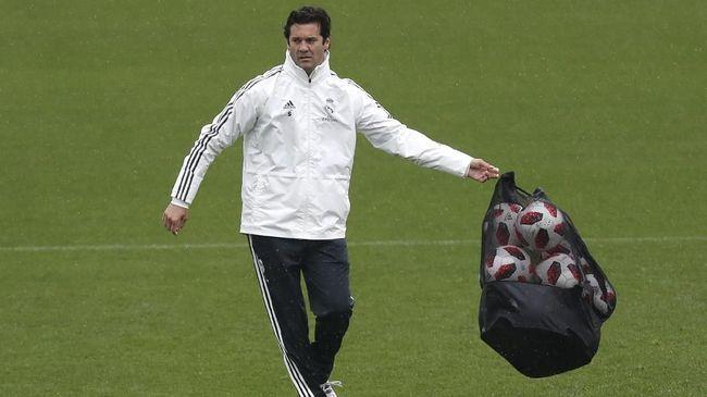 Solari Dapat Dukungan Pemain Madrid untuk Jadi Pelatih Tetap