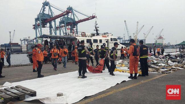 Jerih Keluarga Korban Lion Air hingga Dilarang ke Posko JICT