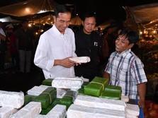 Prabowo-Sandi Desak Cuti Total, Ini Tanggapan Jokowi