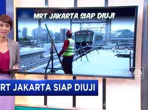 Harga Tiket MRT antara Rp 8.500 sampai Rp 13.500