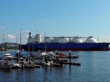 Mulai 2020, RI Ekspor 16 Kargo LNG ke Singapura/Tahun