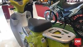 Motor Retro Rp18,8 Juta, Harganya Setengah Super Cub C125