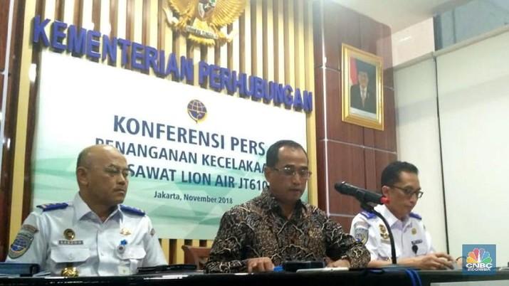 Salah satu poin utama adalah Menhub meminta Direktur Utama Lion Air membebastugaskan beberapa personel.