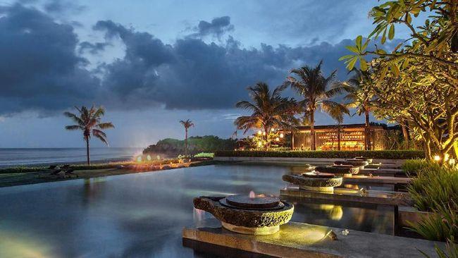 Ganasnya Corona, Hampir 100% Kamar Hotel di Bali Kosong!