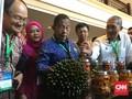 Menko Darmin Akui Sulit Wujudkan Janji Pertumbuhan Jokowi