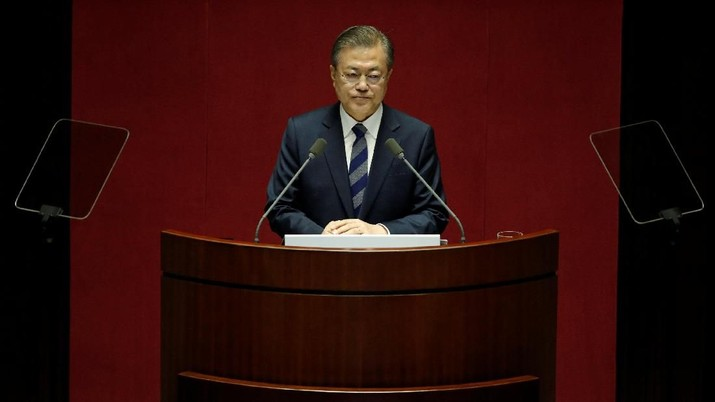 Presiden Korea Sampai Turun Tangan di Skandal Seks Seungri Cs