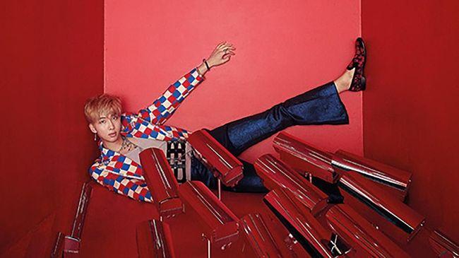 RM BTS Dipastikan Hadir di Album Final Drunken Tiger