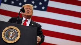 Trump Akhirnya Buka Pemerintahan AS Hingga 15 Februari