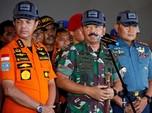 Panglima TNI: Barang Korban Sriwijaya Ada di Kedalaman 23 M