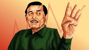 Jokowi Tunjuk Luhut Jadi 'Bos' PPKM Mikro Darurat Jawa-Bali thumbnail