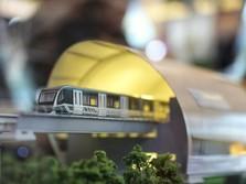 Pengembang TOD di Lintasan LRT Cari Dana Rp 700 M Lewat Bursa