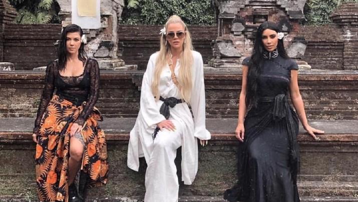 Di Hotel Bali Ini Kim Kardashian Habiskan Miliaran Rupiah