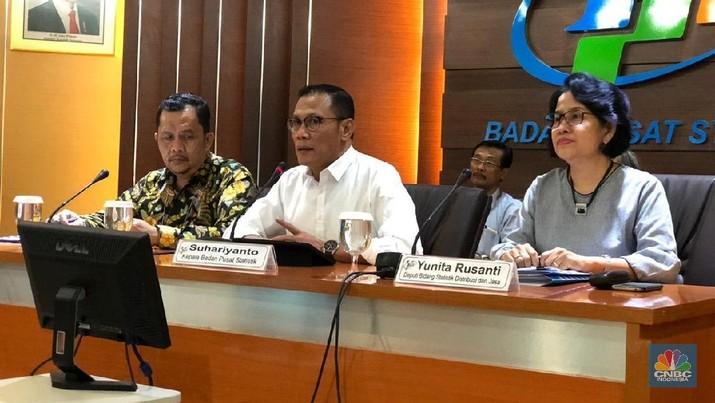 Ada Gempa dan Tsunami, Inflasi Palu Tertinggi di Indonesia