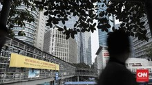 Molor dari Target, Revitalisasi Tiga JPO dalam Tahap Akhir