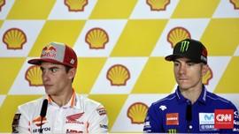 Rivalitas Vinales vs Marquez Mulai Panas Usai MotoGP Belanda