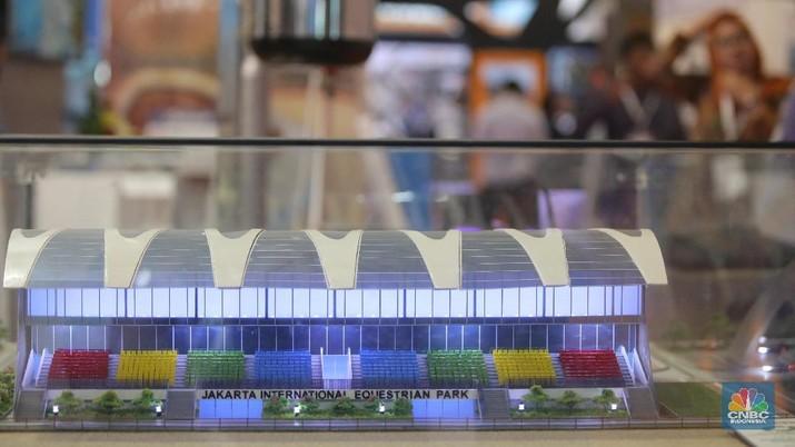 Bandara New Yogyakarta International Airport (NYIA) di Kabupaten Kulonprogo ditargetkan beroperasi sebagian pada April 2019.