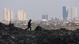 FOTO: Daur Ulang Sampah Jadi Energi
