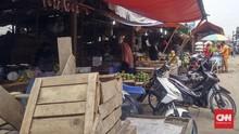 Ribuan Warga Kota Sorong Serbu Pasar di Tengah Wabah Corona