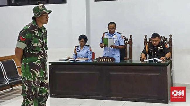 Selundupkan 44 Kg Sabu, Kopral TNI Terancam Bui Seumur Hidup