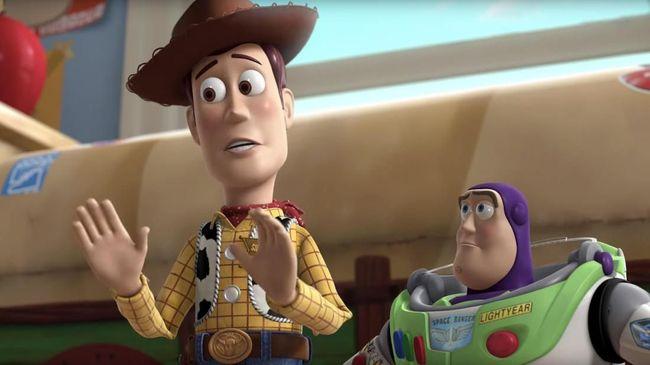 Buzz Lightyear Diejek Dua Tokoh Baru 'Toy Story 4'