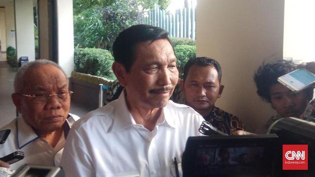Luhut Klaim Investor Mulai Berbondong-bondong ke Indonesia