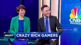 Nixia dan Ewing HD, Gamers Berpenghasilan Miliaran Rupiah