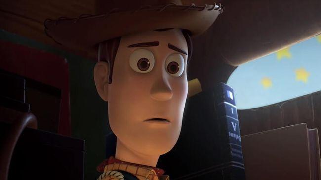 Curhat Emosional Tom Hanks di Produksi Terakhir 'Toy Story 4'