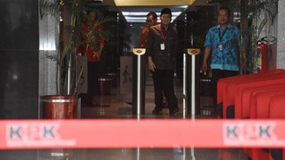 Suap Proyek SPAM, KPK Sesalkan Pengawasan Lemah PUPR