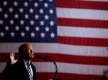 Trump tak Kunjung Sepakati Anggaran, Shutdown Membayangi AS