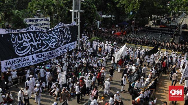 Wiranto Ungkap Aksi-aksi Bela Tauhid Dimanfaatkan HTI
