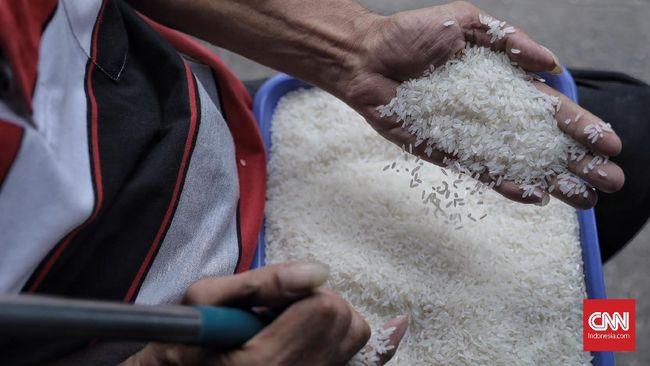 Harga Beras Medium Naik Hampir Rp200 per kg di Desember 2018