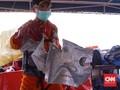 Turbin dan Badan Pesawat Lion Air JT-610 Ditemukan
