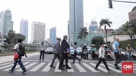 Menguji Fasilitas Kursi Roda di Jakarta