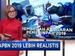 APBN 2019 Pemerintahan Joko Widodo Lebih Realistis?