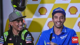 Bintang MotoGP Operasi Plastik dan Kemudian Cedera