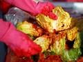 FOTO: Korea Pecahkan Rekor Dunia Pembuat Kimchi Terbanyak