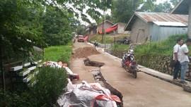 Korban Tanah Bergerak Sukabumi Bakal Tempati Hunian Sementara