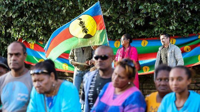 Ingin Lepas Dari Prancis, Kaledonia Baru Gelar Referendum