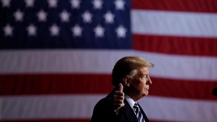 AS & China Ribut Lagi! Trump Sebut Corona 'Virus China'