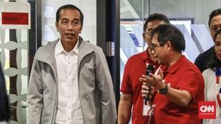 Di Acara Relawan, Jokowi Bantah Jadi Antek Asing dan Aseng